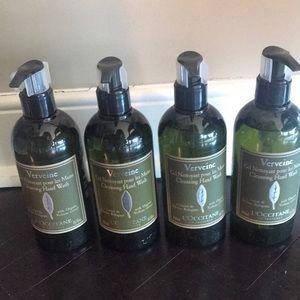 L'Occitane VERBENA CLEANSING HAND WASH (1)